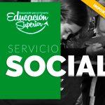 Información importante sobre el Servicio social